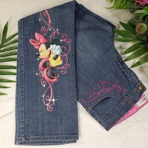 Minnie Mouse Jeans size 10